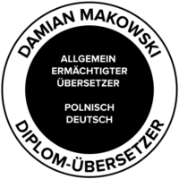 Tłumacz przysięgły Berlin